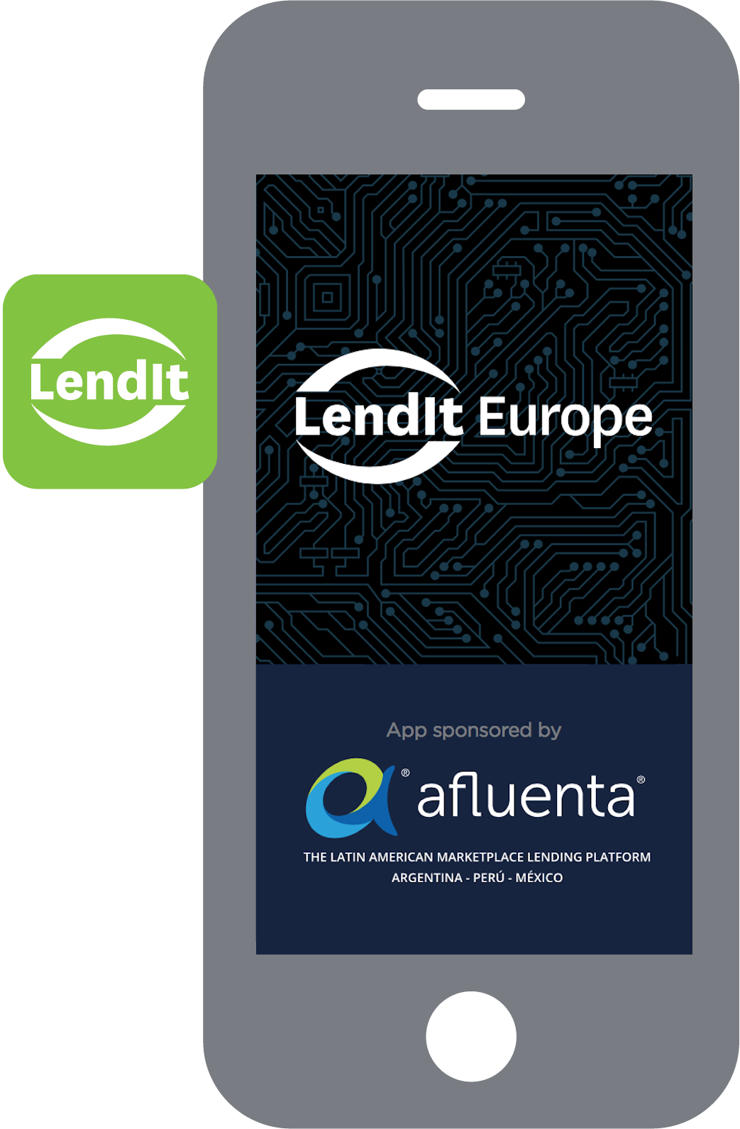 lendit app sponsored by afluenta